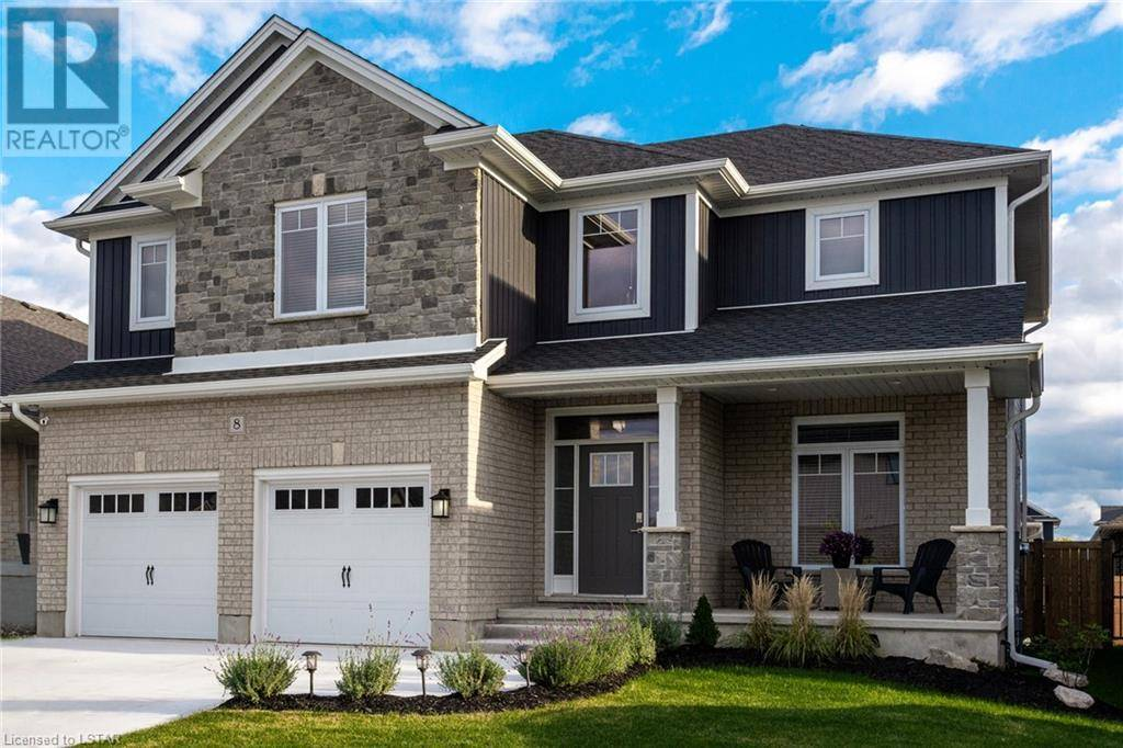 House for sale at 8 Doral Ct St. Thomas Ontario - MLS: 228421