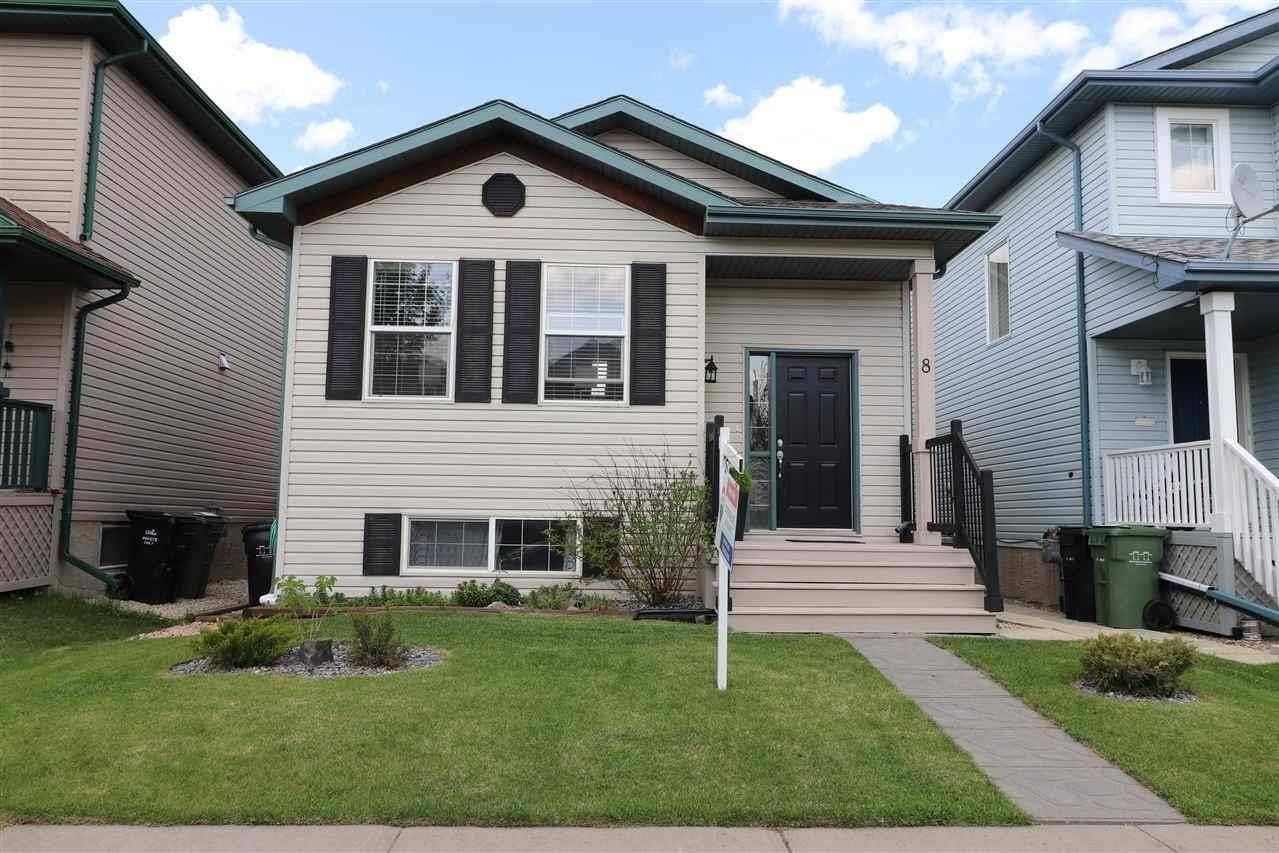 House for sale at 8 Douglas Ln Leduc Alberta - MLS: E4196470
