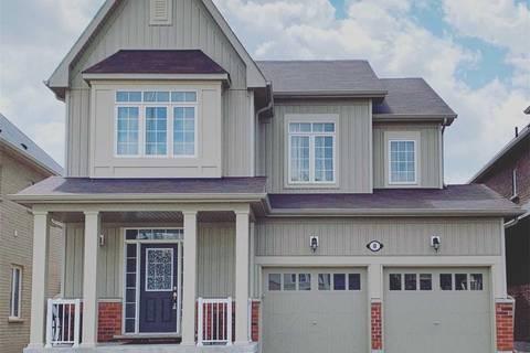 House for sale at 8 Drew Brown Blvd Orangeville Ontario - MLS: W4528858