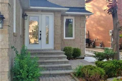 House for rent at 8 Drinkwater Rd Brampton Ontario - MLS: W4633352