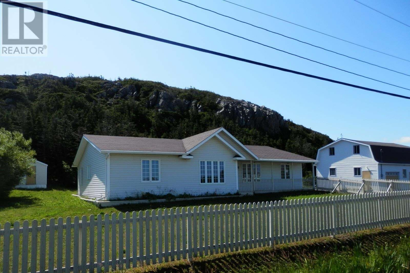 House for sale at 8 Durrell St Twillingate Newfoundland - MLS: 1219005