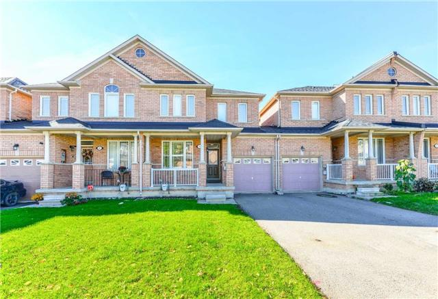House for sale at 8 Eaglefield Gate Brampton Ontario - MLS: W4294794