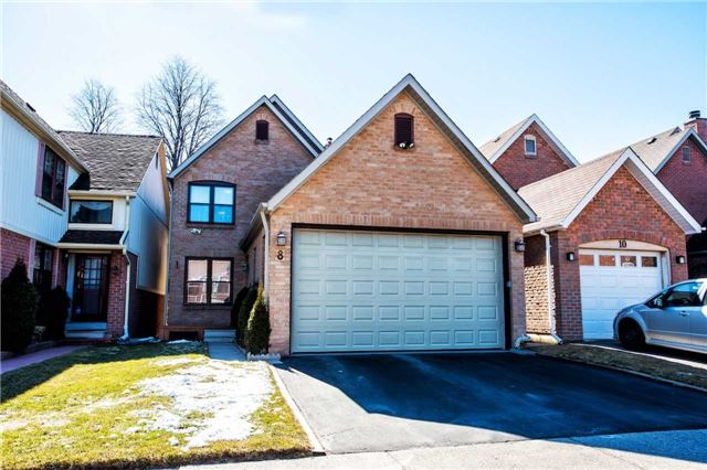 For Sale: 8 Ecclesfield Drive, Toronto, ON | 3 Bed, 3 Bath Home for $1,050,000. See 20 photos!