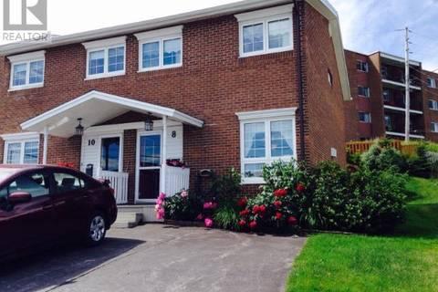 House for sale at 8 Elizabeth St Corner Brook Newfoundland - MLS: 1195773