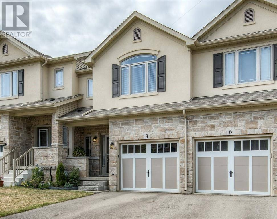 Townhouse for sale at 8 Elmbank Tr Kitchener Ontario - MLS: 30758029