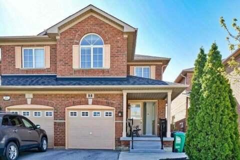 Townhouse for sale at 8 Elmpark Ct Brampton Ontario - MLS: W4773229