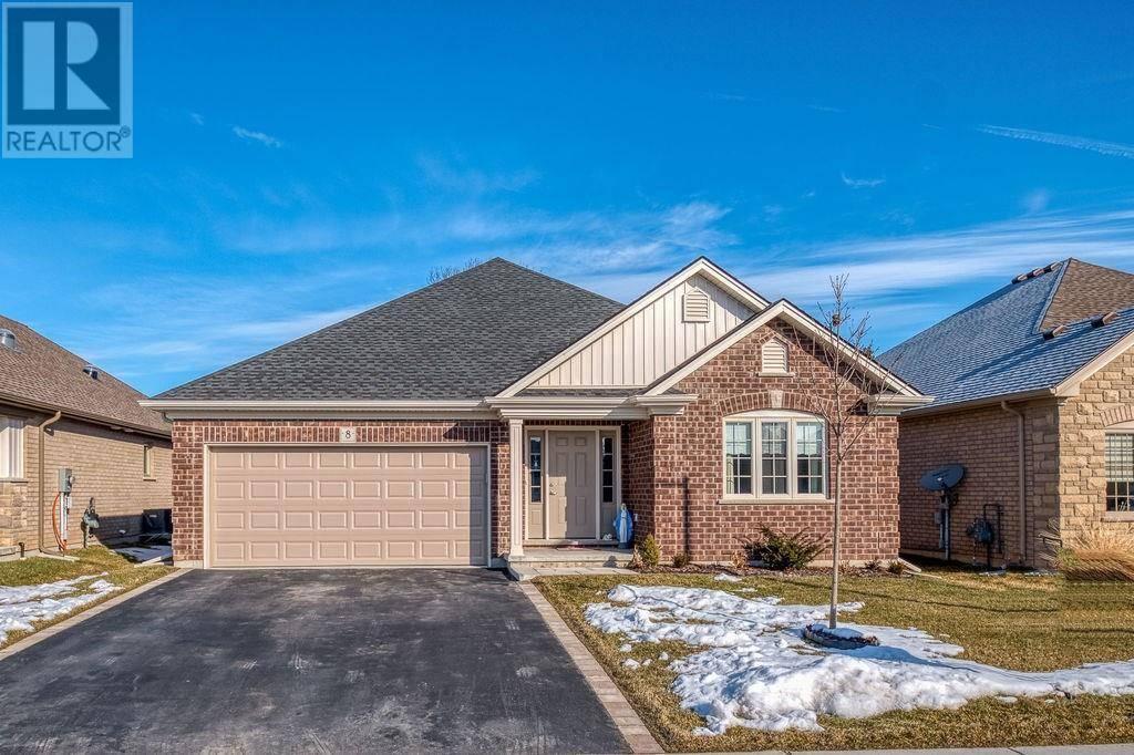 House for sale at 8 Esseltine Dr Tillsonburg Ontario - MLS: 30791516
