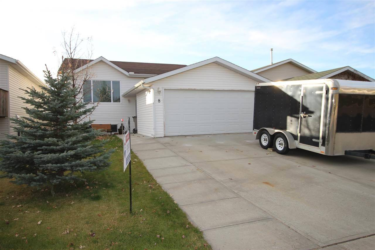 House for sale at 8 Evergreen Cres Calmar Alberta - MLS: E4128921