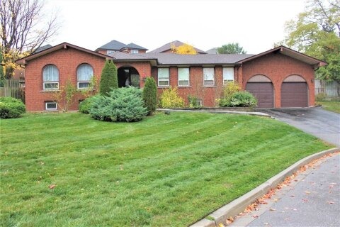 House for sale at 8 Falcon Ct Whitby Ontario - MLS: E4965417