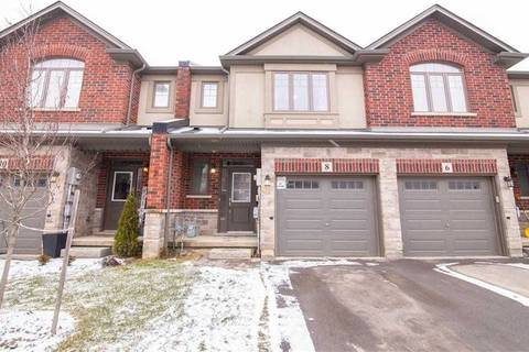Townhouse for sale at 8 Farley Ln Hamilton Ontario - MLS: X4407762