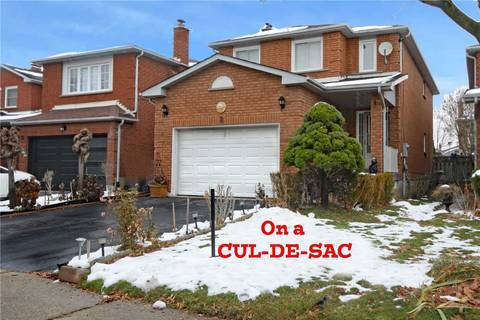 House for sale at 8 Faywood Dr Brampton Ontario - MLS: W4639149