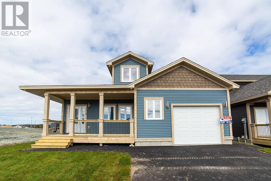 House for sale at 8 Frampton Ave St. John's Newfoundland - MLS: 1211621