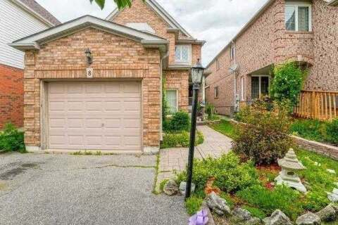 House for sale at 8 Furrows End Brampton Ontario - MLS: W4808459