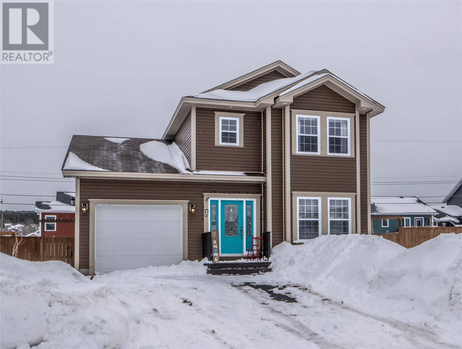 House for sale at 8 Galashiels Pl St. John's Newfoundland - MLS: 1211483