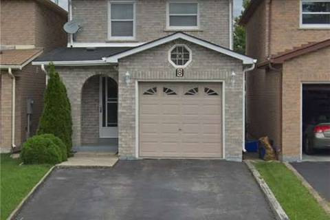 House for sale at 8 Galbraith Cres Markham Ontario - MLS: N4670068
