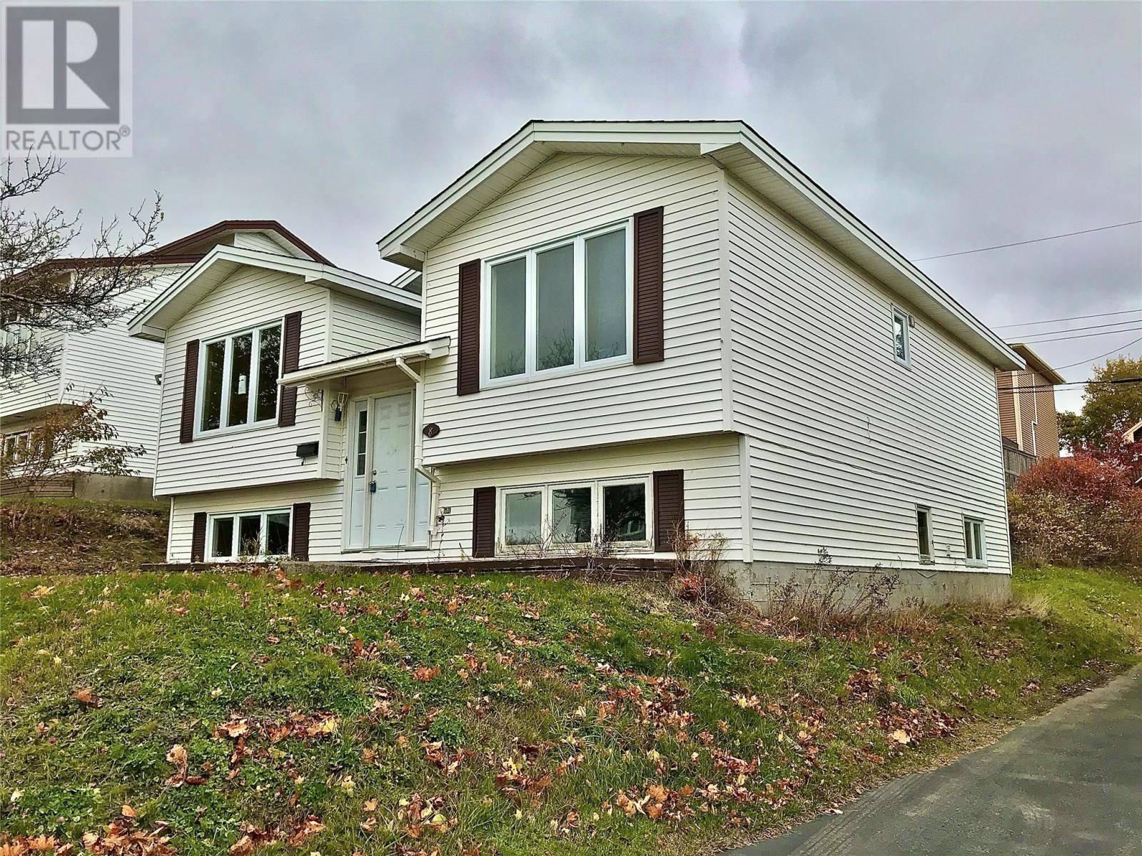 House for sale at 8 Gander Cres St. John's Newfoundland - MLS: 1206872