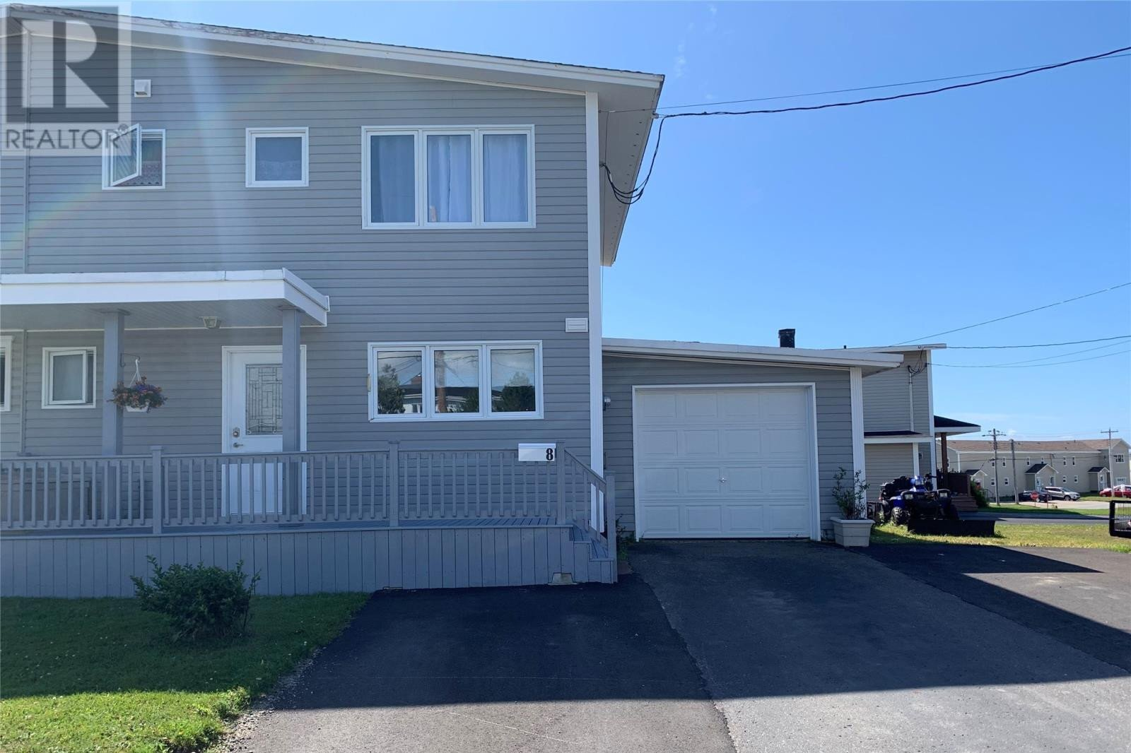 House for sale at 8 Georgia Lp Stephenville Newfoundland - MLS: 1202397