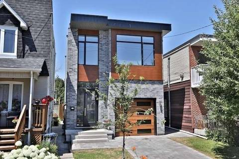House for rent at 8 Gertrude Pl Toronto Ontario - MLS: E4715108