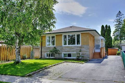 House for sale at 8 Gilroy Dr Toronto Ontario - MLS: E4493082