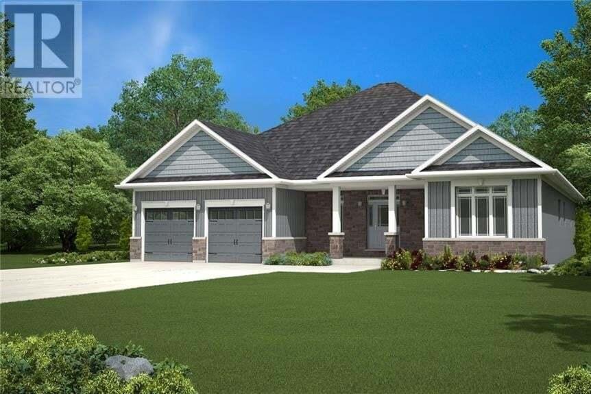 House for sale at 8 Glenn Howard Ct Tiny Ontario - MLS: 30799806