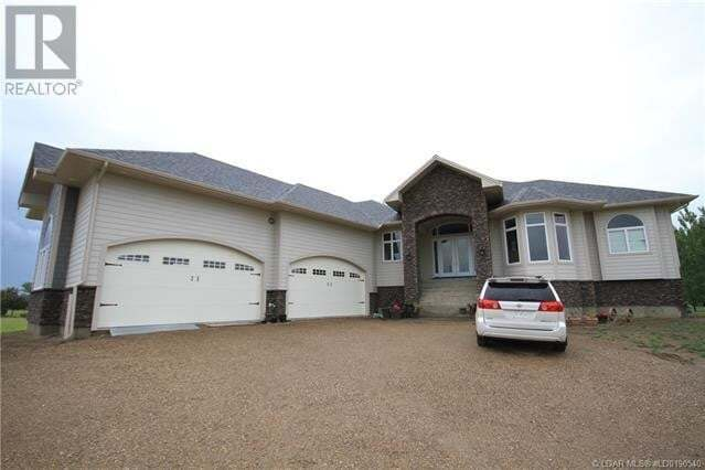 House for sale at 8 Grasslands Rte Taber Alberta - MLS: LD0190540