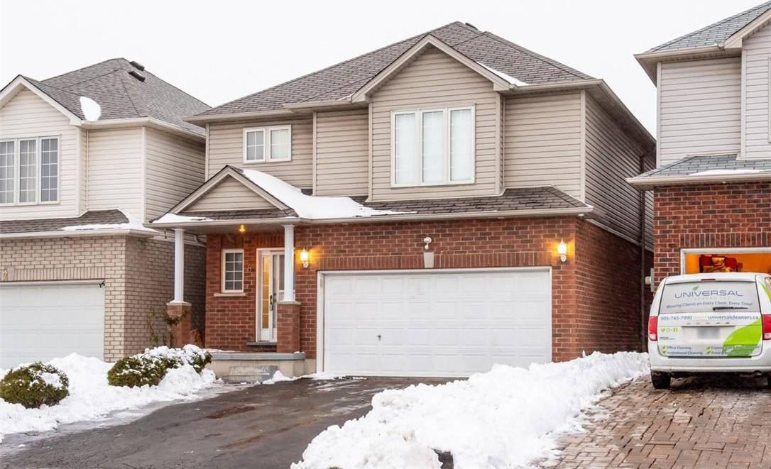 House for rent at 8 Grayrocks Ave Hamilton Ontario - MLS: H4067990