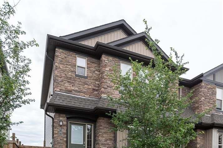 Townhouse for sale at 8 Greenbury Cl Spruce Grove Alberta - MLS: E4204460