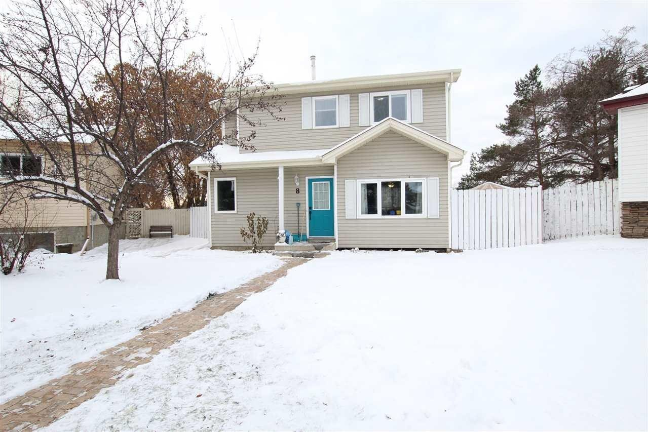 House for sale at 8 Greenwood Ba Spruce Grove Alberta - MLS: E4220643