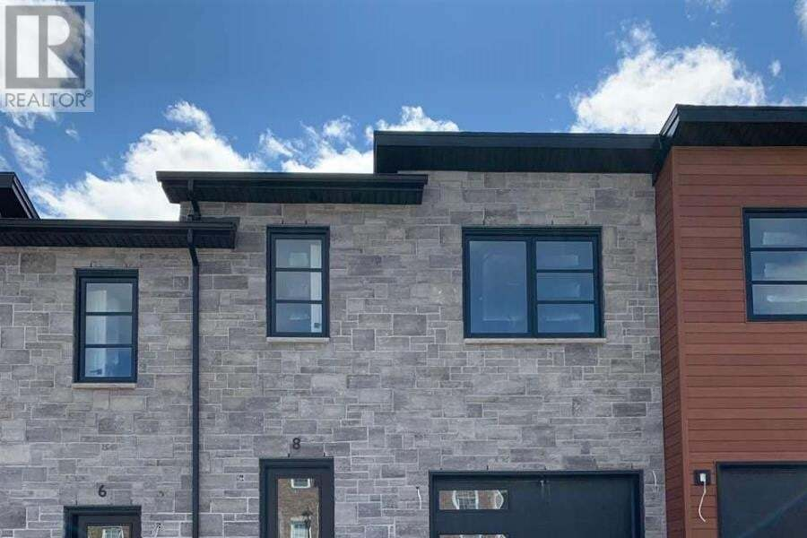 Townhouse for sale at 8 Hadley Cres Halifax Nova Scotia - MLS: 202007724
