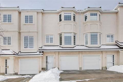 Townhouse for sale at 8 Hamptons Li Northwest Calgary Alberta - MLS: C4288905