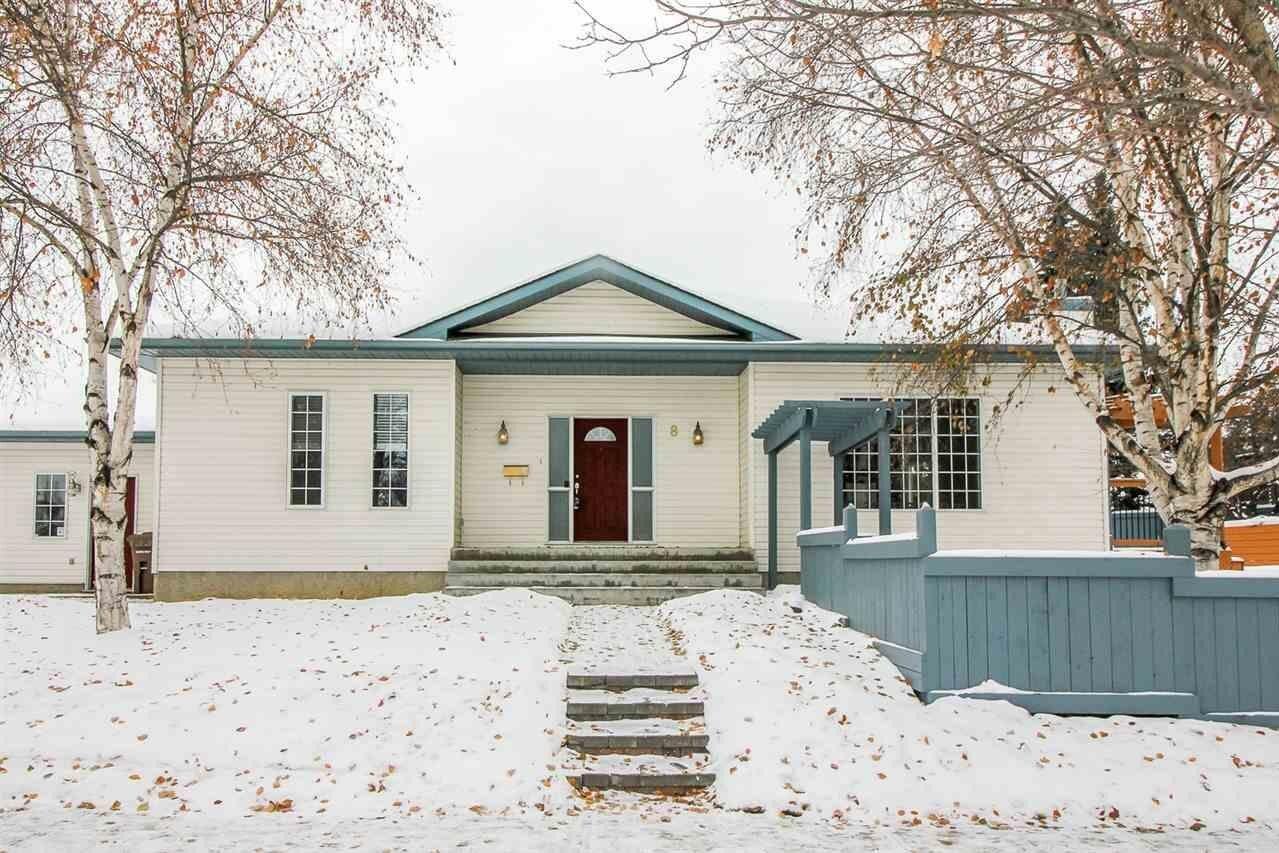 House for sale at 8 Helen Pl St. Albert Alberta - MLS: E4213617