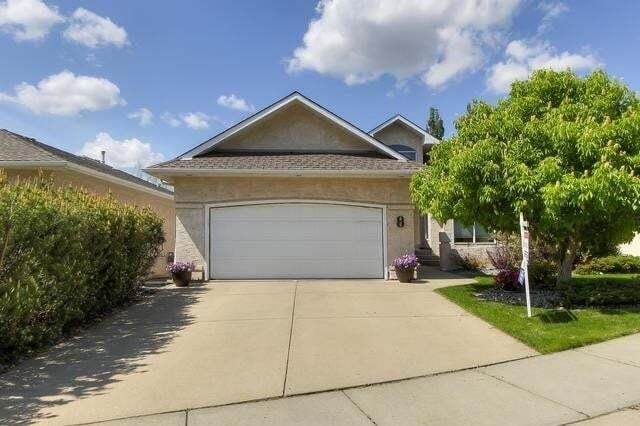 House for sale at 8 Hesse Pl St. Albert Alberta - MLS: E4208583
