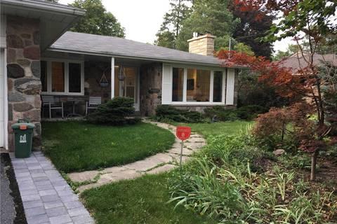 House for rent at 8 Hi Mount Dr Toronto Ontario - MLS: C4531116