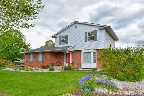 House for sale at 8 Hidden Key Pl St. Catharines Ontario - MLS: 30733354