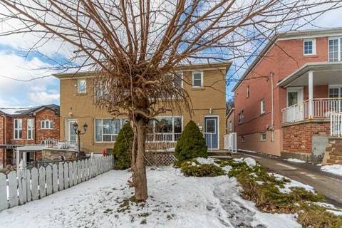 Townhouse for sale at 8 Hillborn Ave Toronto Ontario - MLS: W4690059