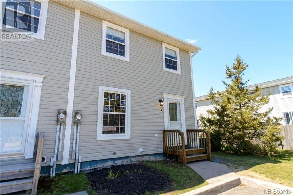 House for sale at 8 Honeysuckle Dr Saint John New Brunswick - MLS: NB043477