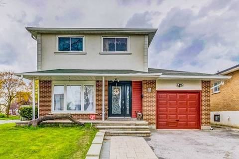 House for sale at 8 Howell Sq Toronto Ontario - MLS: E4451748