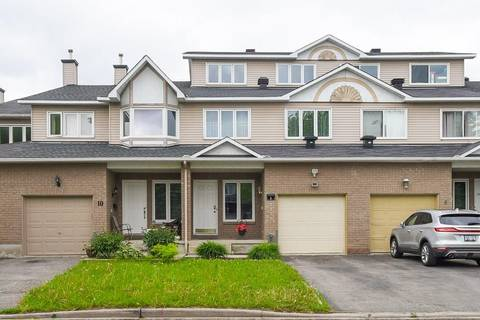 Townhouse for sale at 8 Hunter's Glen Cres Ottawa Ontario - MLS: 1160243