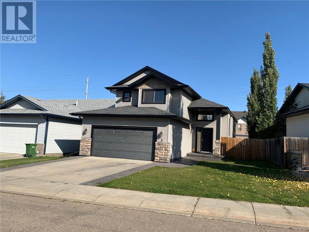 House for sale at 8 Irving Cres Red Deer Alberta - MLS: ca0188962