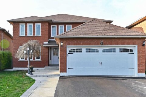 House for sale at 8 Ivy Lea Ct Brampton Ontario - MLS: W4982939
