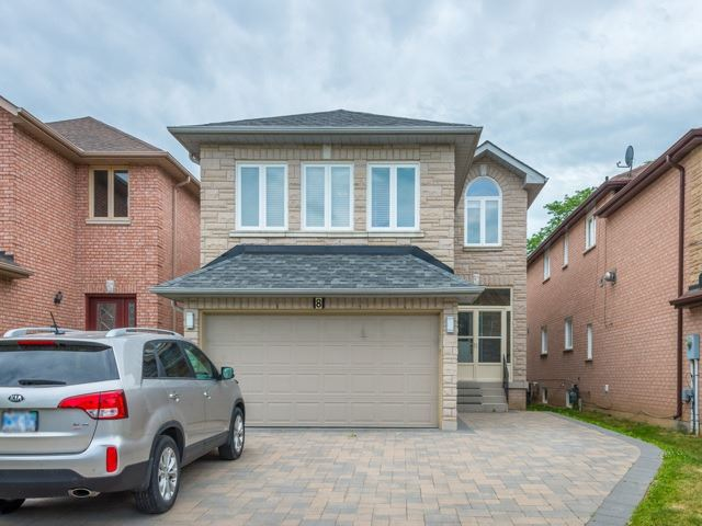Removed: 8 Jacob Fisher Avenue, Vaughan, ON - Removed on 2018-08-03 12:24:54
