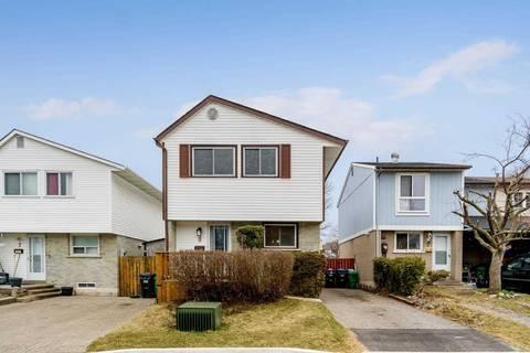 House for sale at 8 Jason Sq Brampton Ontario - MLS: W4421046