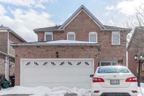 House for sale at 8 Jeremy Pl Brampton Ontario - MLS: W4794551