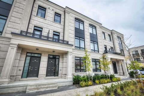 Townhouse for sale at 8 Joseph Courtice Wy Markham Ontario - MLS: N4941838
