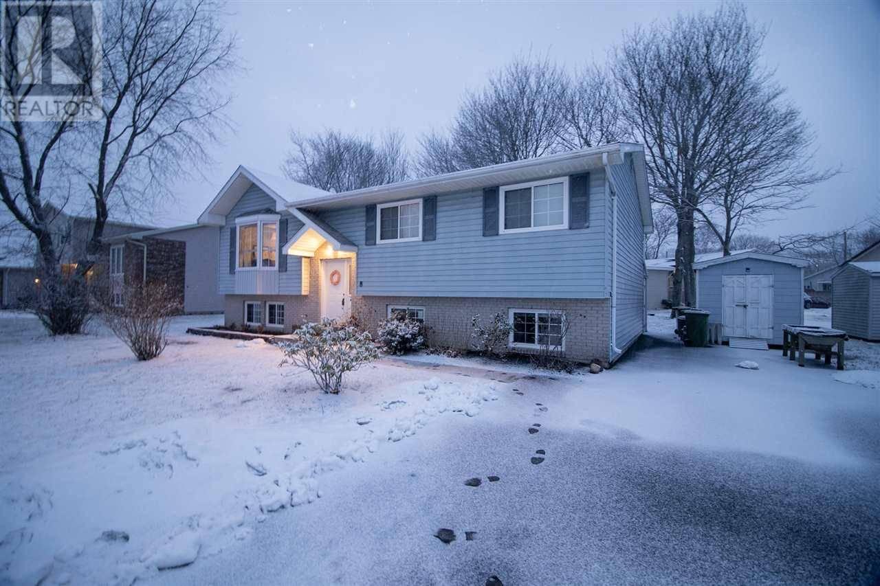 House for sale at 8 Josephine Ct Dartmouth Nova Scotia - MLS: 202002658