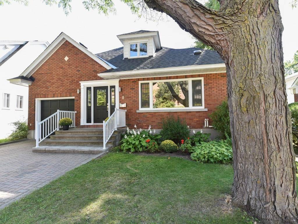 House for sale at 8 Kippewa Dr Ottawa Ontario - MLS: 1169917
