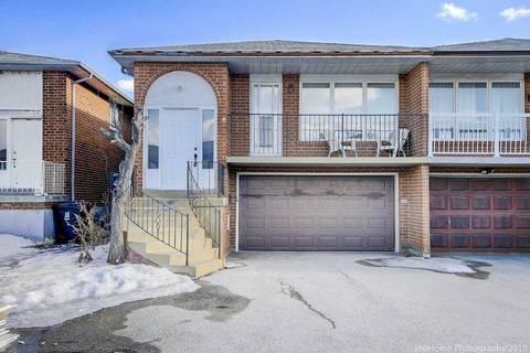 Townhouse for sale at 8 Kittiwake Ave Toronto Ontario - MLS: W4388928