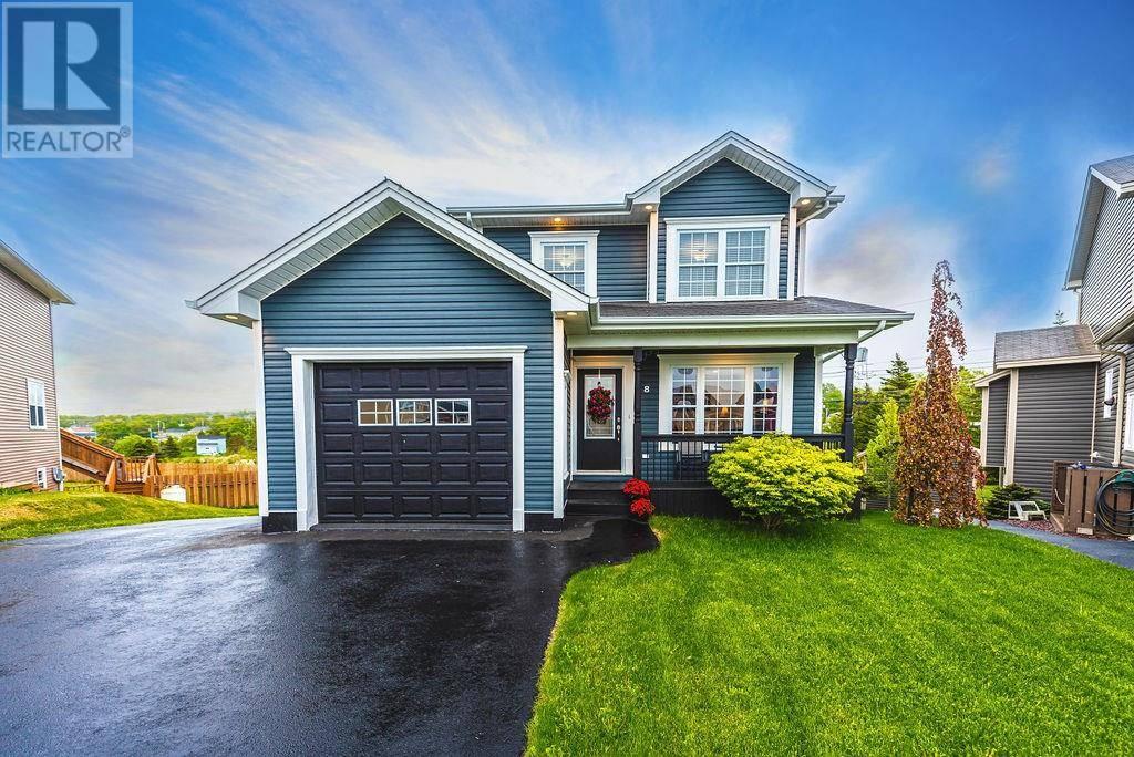 House for sale at 8 Laggan Pl St. John's Newfoundland - MLS: 1207591