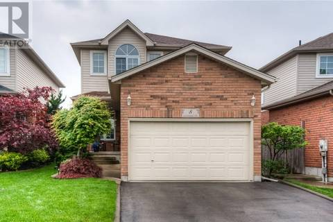 House for sale at 8 Lilywood Dr Cambridge Ontario - MLS: 30742453