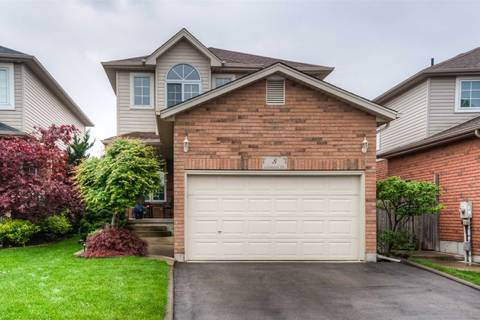 House for sale at 8 Lilywood Dr Cambridge Ontario - MLS: X4477798